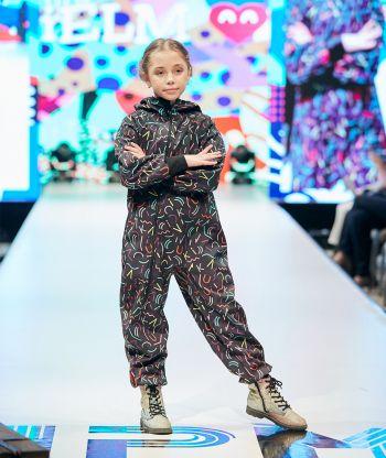 Everyday Cosy Swirling Dress Grey