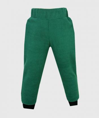 Polar Fleece Pants Green