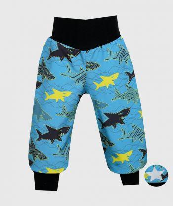 Waterproof Softshell Pants Sharks