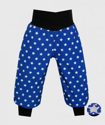 WATERPROOF SOFTSHELL PANTS STARS BLUE